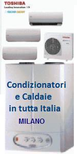 INSTALLAZIONE E MANUTENZIONE CALDAIE E CONDIZIONATORI in TUTTA ITALIA