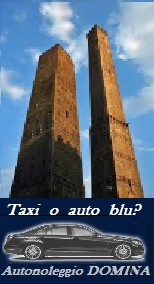 AUTONOLEGGIO BOLOGNA TAXI BLU